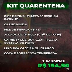 BF Kit Prático Quarentena - 1kg