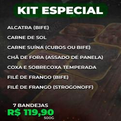 BF Kit Prático Especial - 500g