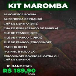 BF Kit Prático Maromba - 500g