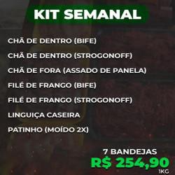 BF kit Prático Semanal - 1kg