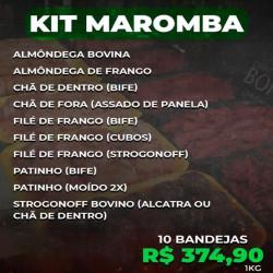 BF Kit Prático Maromba - 1kg