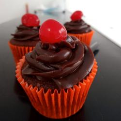Cupcakes - 1 dezena (10 unidades).