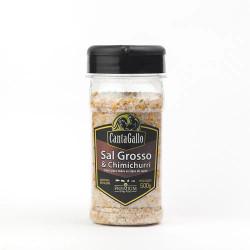 Sal  Grosso E Chimichurri  500G Cantagallo