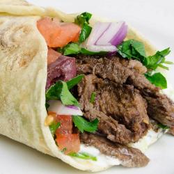 Shawarma de Carne ou 3 Carnes