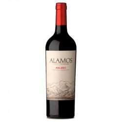 Alamos Malbec  Argentino Vinho 2018 750Ml