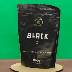 Black Menta e limão 500g