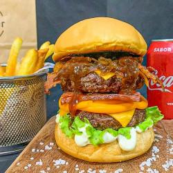 Combo Big Burger