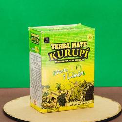 Kurupí Menta e limão 500g