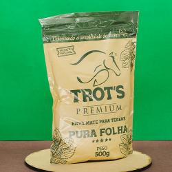 Trots Pura folha 500g