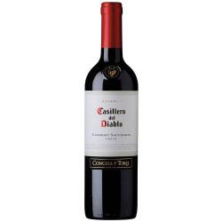 Casillero Del Diablo Vinho Carbenet Sauvignon 750m